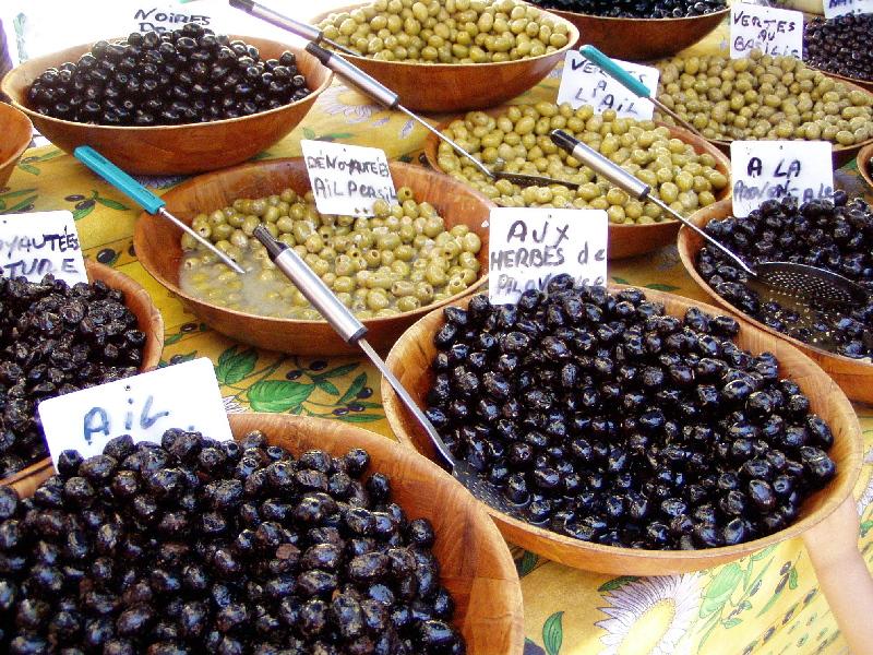 - Sonntag ist Markttag in Sa Pobla mit vielen schönen Ständen