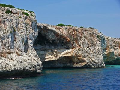 Südküste - malerische Buchten