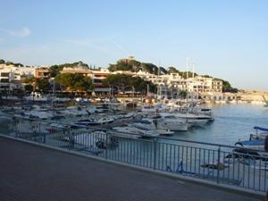 Nordost-Mallorca - Promenade in Cala Ratjada