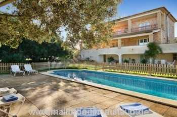 Villa Ses Oliveres II - Finca MALLORCA Son Servera / Arta / Costa de los Pinos MALLORCA