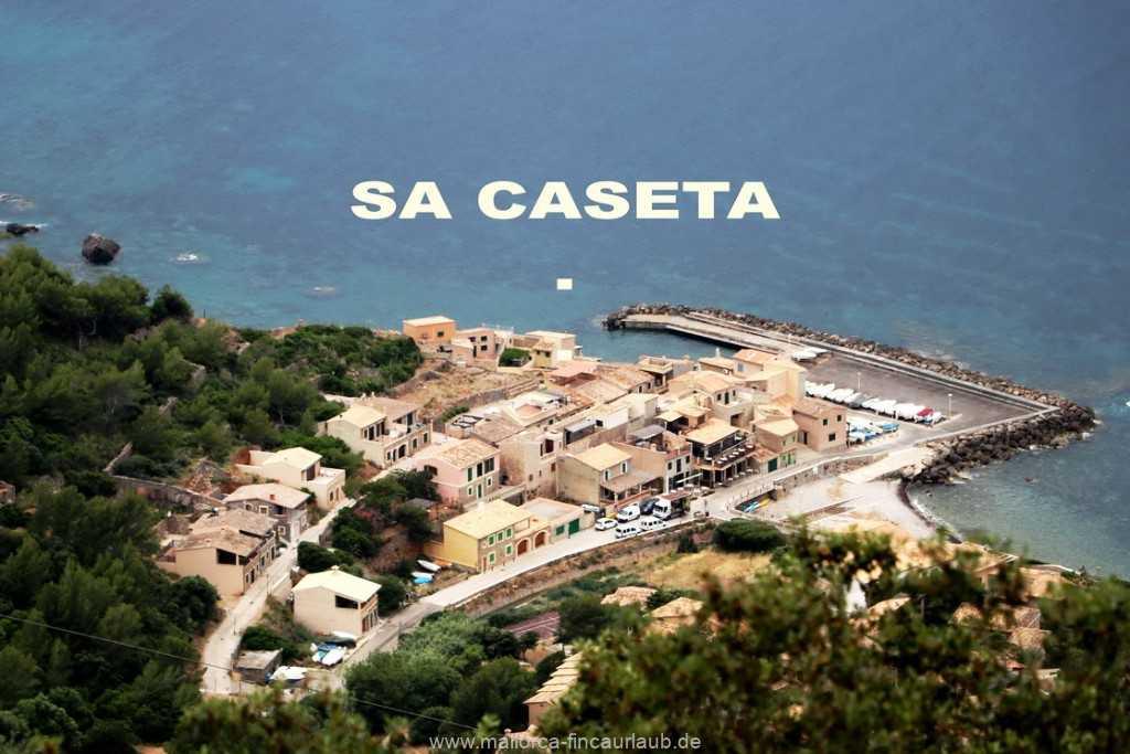 FH Sa Caseta - Ferienhaus MALLORCA Deià / Valldemossa MALLORCA
